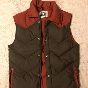 Vintage Woolrich  Vest
